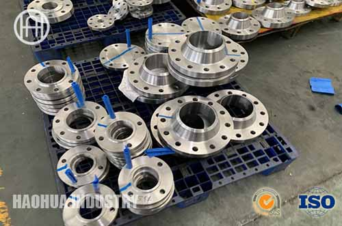 ASTM A182 S32205 F60 Forged Stainless Steel Flanges
