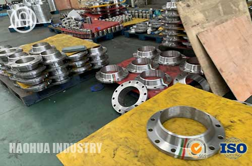 Steel Flanges Alloy Materail ASTM A182 F11 WN RF B1
